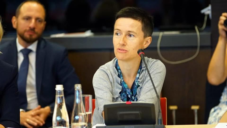 Katarzyna Rogowiec, fot. Ministerstwo Sportu i Turystyki