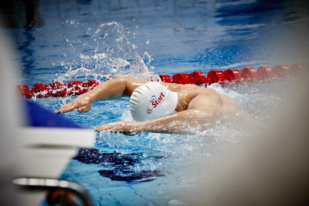 pływanie, Łódź 2018, fot. Adrian Stykowski (28)