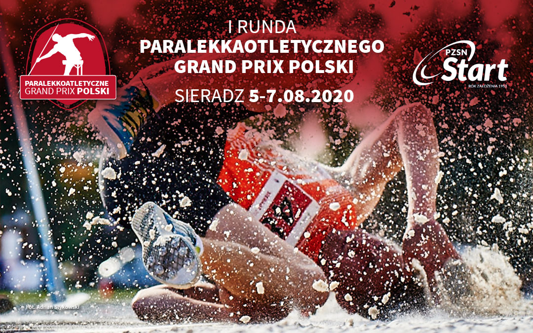 5 sierpnia startuje paralekkoatletyczne Grand Prix!