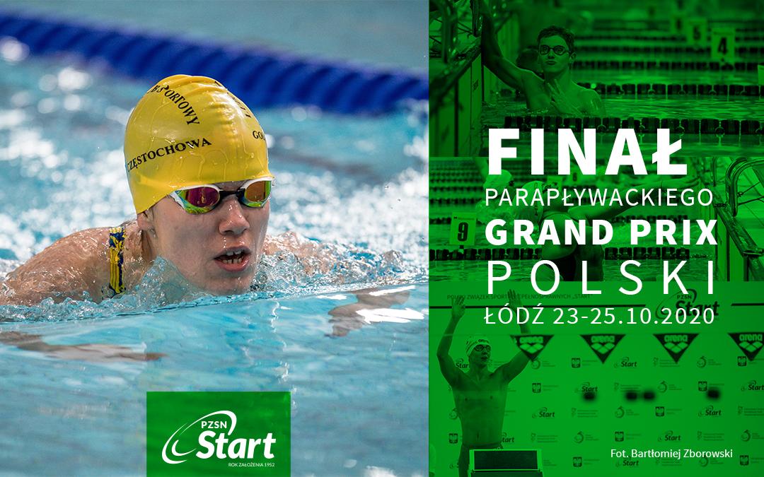 #wszyscynaStart: oglądaj wideo relację z Finału Parapływackiego Grand Prix Polski!